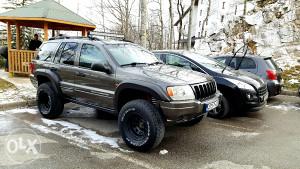 Jeep Grand Cherokee Off road!Jedinstven primjerak!