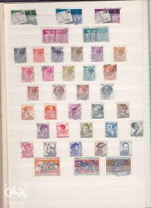 Poštanske marke, lot Italija (1)