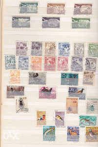 Poštanske marke, lot Jugoslavija (1)