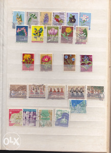 Poštanske marke, lot Jugoslavija (2)