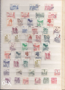 Poštanske marke, lot Jugoslavija (4)
