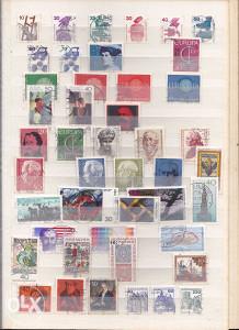 Poštanske marke, lot Njemačka (2)