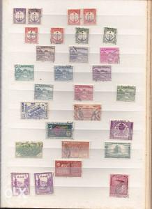 Poštanske marke, lot Pakistan (2)