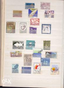 Poštanske marke, lot Portugal (1)