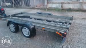 prikolica za transport vozila Eduards 061902060