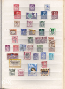 Poštanske marke, lot razno (1)