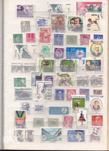 Poštanske marke, lot razno (3)