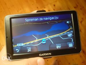 Navigacija Garmin Nuvi 150T