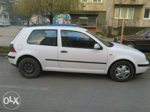 VW Golf diesel