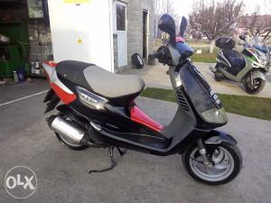 motocikl pijago 125cc BIH papir
