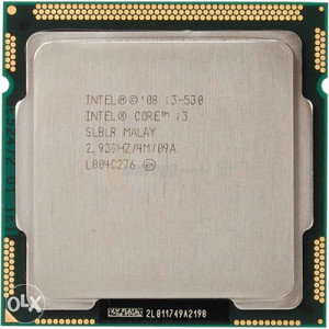 LGA 1156 Intel Core i3-530 2.93GHz
