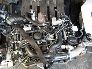 Motor 2.7 TDI 132KW Audi A6 2007