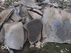 Zeleni kamen ploca 5cm POVOLJNO