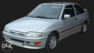 Žmigavac Ford Escord V
