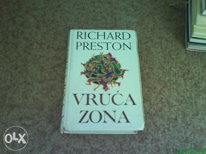 Ricard Preston - Vruca zona