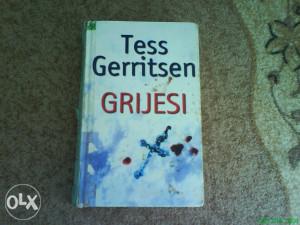 Tess Gerritsen - Grijesi