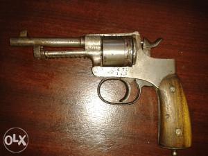 Pištolj za kolekcionare gasser