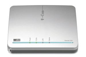 Ruter modem Teledat 302