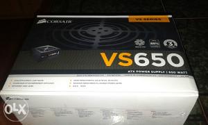 Napojna Corsair VS650 650W