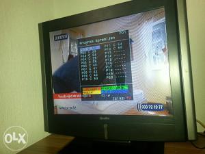 "Tv/monitor 20"" Quadro TFT-20KL20 BLACK"