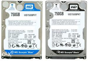 hdd 750 gb za laptop odlicno stanje