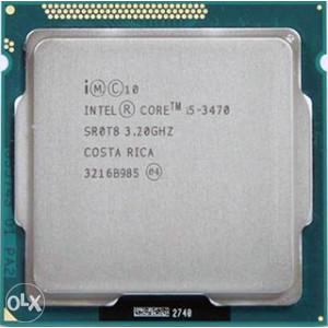 LGA 1155 Intel Core i5-3470 3.20GHz
