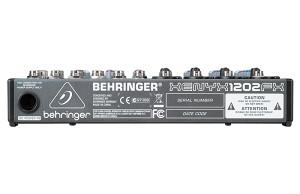 Behringer Xenyx 1202FX