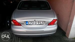 Jaguar x type 2006 full