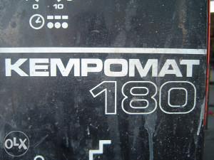 aparat za varenje CO2, KEMPPI, MIG kempomat 180