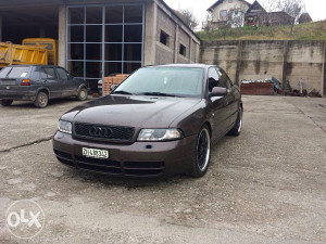 Audi A4 s4 stranac registrovan sekv.plin quattro