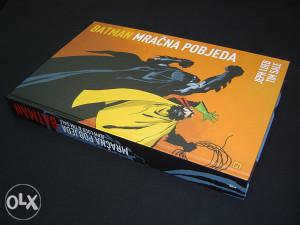 Batman 3 / FIBRA
