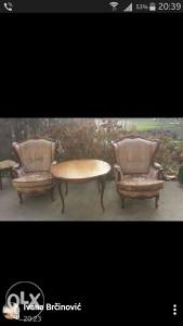 Stilske fotelje