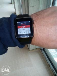 Mobilni sat sa kamerom sim memori karticom