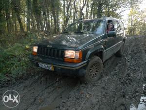 Jeep 5,2 Grand Chirokee