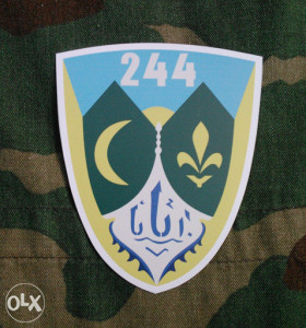 Amblem RBiH - 244 bbr