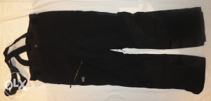 Pantalone MILLET ATOMIK ST (crne)