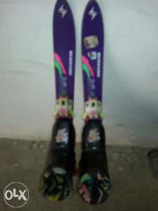 dječije skije 80 cm i pancerice