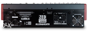 Allen&Heath ZED Power 1000 sa torbom