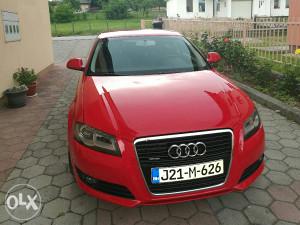 Audi A3 1.9TDI S line 90000km 8P