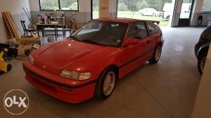 Honda Crx 1.6 16v originalno stanje