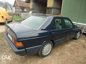 Mercedes 190d god:92