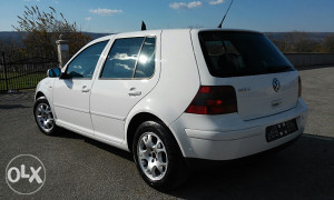 VW GOLF 4 1.9 TDI KESH JEFTINIJI