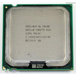 Core 2 Duo E8600
