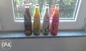 Coca cola flase