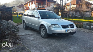 Passat 1.9TDI 74KW 2001 god reg do 07/17