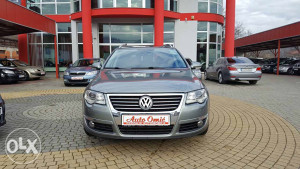 VW PASSAT 4 MATIC 2.0TDI 2009 GOD HIGHLINE