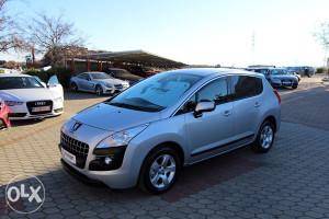 Peugeot 3008 1.6 e-HDI Tiptronik Premium
