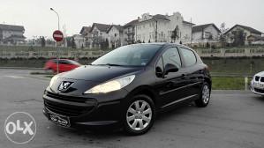 Peugeot 207 1.4 HDi X-line Model 2007 NOVO NOVO NOVO!