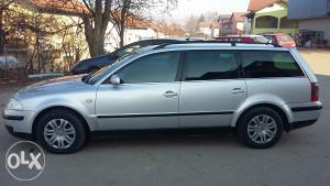 Passat 5+ karavan, 2004 god, registrovan