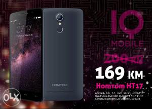 Doogee Homtom HT17 - 5,5in | 13Mpx | 1+8GB